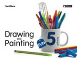DRAWING & PAINTING FUN 5 Student´s Book with Audio CD