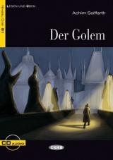 BLACK CAT - Der Golem + CD (B1)