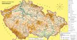 Náhradní mapa k učebnici Vlastivěda 4 - Poznáváme naši vlast (4-41)