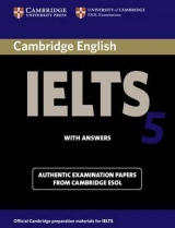 Cambridge IELTS Student´s Book with answers 5