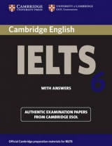 Cambridge IELTS Student´s Book with answers 6