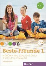 Beste Freunde 1 (A1/1) pracovní sešit s CD-ROMem
