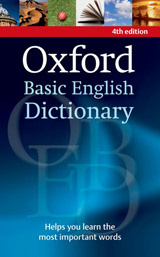 Oxford Basic English Dictionary, Fourth Edition