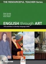 English Through Art with CD-ROM