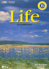 Life Intermediate Student´s Book with DVD COMBO Split B