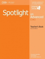 Spotlight on Advanced (2nd Edition) Teacher´s Book