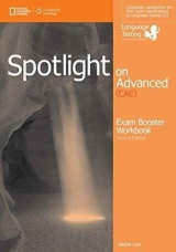 Spotlight on Advanced (2nd Edition) Exam Booster Workbook with Key and Audio CD
