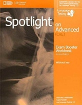 Spotlight on Advanced (2nd Edition) Exam Booster Workbook without Key with Audio CD