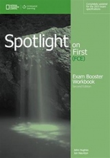 Spotlight on First (2nd Edition) Exam Booster Workbook with Key & Audio CDs