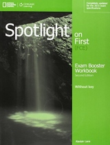 Spotlight on First (2nd Edition) Exam Booster Workbook without Key with Audio CDs