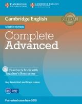 Complete Advanced 2nd Edition Teacher´s Book