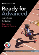 Ready for Advanced (CAE) (3rd Edition) Student´s Book without Key Audio ke stažení & Macmillan Practice Online
