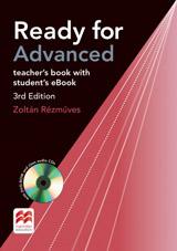 Ready for Advanced (CAE) (3rd Edition) Teacher´s Book with Audio CDs + DVD-ROM + eBook