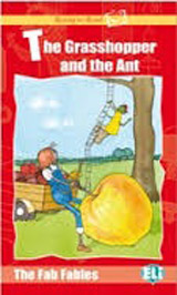 Ready to Read The Fab Fables The Ant and the Grasshopper