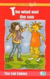 Ready to Read The Fab Fables The Wind and the Sun