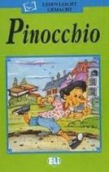 LESEN LEICHT GEMACHT GRÜNE EDITION Pinocchio + CD