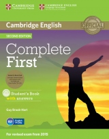 Complete First (2nd Edition) Student´s Book Pack (Student´s Book with Answers, CD-ROM & Class Audio CDs (2))