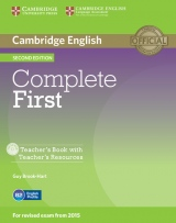 Complete First (2nd Edition) Teacher´s Book with Teacher´s Resources CD-ROM