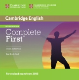 Complete First (2nd Edition) Class Audio CDs (2)