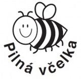 Samobarvící razítko Pilná včelka