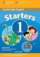 Cambridge Young Learners English Tests, 2nd Ed. Starters 1 Student´s Book