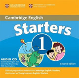 Cambridge Young Learners English Tests, 2nd Ed. Starters 1 Audio CD