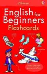 Usborne - English for Beginners Flashcards