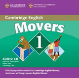 Cambridge Young Learners English Tests, 2nd Ed. Movers 1 Audio CD
