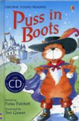 Usborne Young Reading Series 1 Puss in Boots