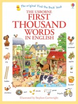 Usborne - First thousand words in English