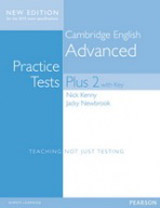 Cambridge English Advanced Practice Tests Plus 2 (New Edition) Student´s Book with Key