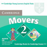 Cambridge Young Learners English Tests, 2nd Ed. Movers 2 Audio CD