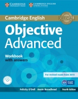 Objective Advanced (4th Edition) Workbook with Answers & Audio CD