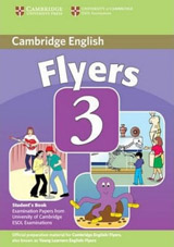 Cambridge Young Learners English Tests, 2nd Ed. Flyers 3 Student´s Book