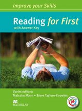 Improve Your Skills for First (FCE) Reading Student´s Book with Key & Macmillan Practice Online