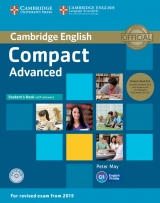 Compact Advanced Self-Study Pack (Student´s Book with Answers, CD-ROM & Class Audio CDs(2))