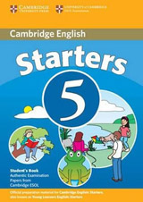 Cambridge Young Learners English Tests Starters 5 Student´s Book