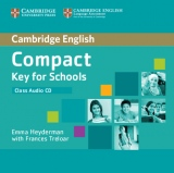 Compact Key (KET) for Schools Class Audio CD