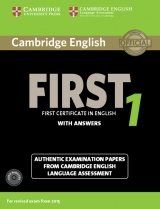 Cambridge English: First (FCE) 1 (2015 Exam) Student´s Book Pack (Student´s Book with Answers & Audio CDs (2))