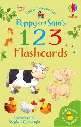 Farmyard Tales Poppy and Sam´s 123 Flashcards