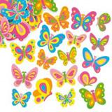 Pěnové samolepky motýlci (102 ks)