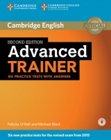 Advanced Trainer (CAE) (2nd Edition) Six Practice Tests with Answers and Audio Download