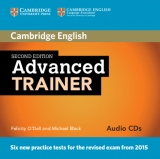 Advanced Trainer (CAE) (2nd Edition) Six Practice Tests Audio CDs (3)