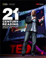 21st Century Reading Level 4 Audio CD/DVD Package