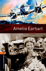 New Oxford Bookworms Library 2 Amelia Earhart Audio MP3 Pack