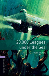 New Oxford Bookworms Library 4 Twenty Thousand Leagues Under The Sea