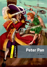 Dominoes 1 (New Edition) Peter Pan audio Mp3 Pack