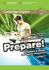 Prepare! 7 SB and Online WB