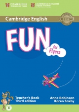 Fun for Flyers 3rd Edition Teacher´s Book