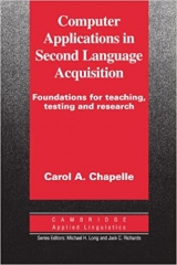 Computer Applications in Second Language Acquisition PB